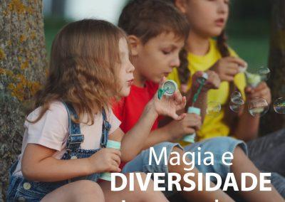 Magia e Diversidade – Coaching para Crianças